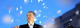"""""""Kontrolle der Außengrenze"""": EU-Politiker appellieren an Erdogan"""