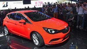 Leichter und aerodynamischer: Opel Astra überzeugt mit neuer Architektur