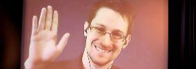 """Snowden: """"Falls ich morgen nicht mehr da bin, bin ich glücklich mit dem, was ich hatte."""""""