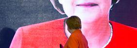 Offene Grenzen?: Die Kanzlerin als Sündenbock