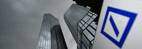 Aktienkurs trotzt der Gewinnwarnung: Deutsche Bank erschreckt Anleger