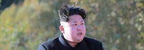 70. Geburtstag der Arbeiterpartei: Nordkorea plant bombastische Militärparade