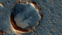 """Gab es Leben auf dem Mars?: """"Curiosity"""" stößt auf Wassersystem"""