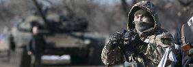 Aus Langeweile nach Syrien?: Separatisten suchen neues Kampffeld