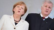Pläne von CDU und CSU für 2017: Union macht Rente zum Wahlkampfthema