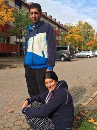 Toni Gjorgiev und seine Frau fürchten den Winter in Mazedonien.