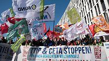 Freihandel für EU und Kanada: Ceta kommt mit neuartigem Schiedsgericht