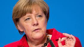 Flüchtlinge aufzunehmen ist Aufgabe des Staates, nicht von Privatpersonen: Angela Merkel.