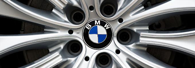 Wachstum trotz eines schwierigen Umfeldes: BMW