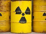 Wohin mit den Fässern voll radioaktiven Mülls?