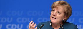 """""""Undurchführbar"""" oder Möglichkeit?: Merkel: Transitzonen keine Lösung"""