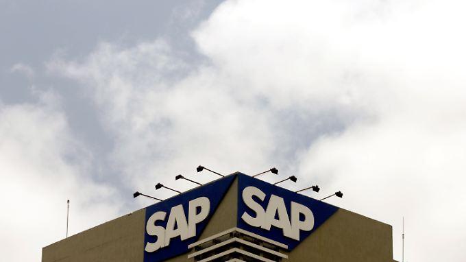 Für SAP macht sich das Cloud-Geschäft langsam bezahlt.