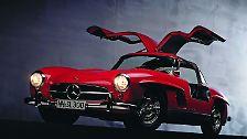 Seinen Einfluss auf Mercedes-Benz machte Max Hoffman erstmals 1954 nachdrücklich geltend.