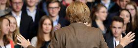 Stern-RTL-Wahltrend: Union auf tiefstem Wert des Jahres