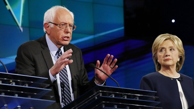 vorwahl der us demokraten bernie sanders hat schon gewonnen n. Black Bedroom Furniture Sets. Home Design Ideas