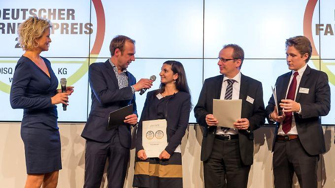 Deutscher Fairness-Preis verliehen: Diese Unternehmen überzeugen die Kunden