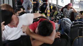 Syrische Flüchtlinge in Istanbul: Türkei erschwert Flucht nach Europa