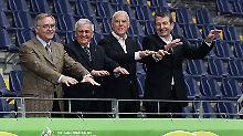Beckenbauer, Niersbach, Zwanziger: Das Organisationskomitee der WM 2006