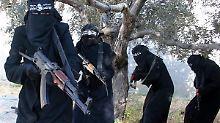 Gut ausgebildete Kräfte bevorzugt: IS-Rekrutierer erhalten hohe Prämien