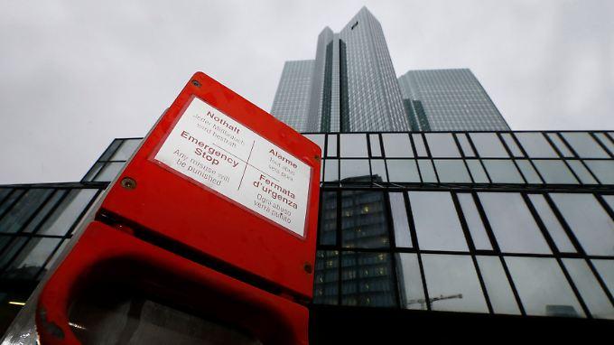 Kontrollmechanismen haben in der Vergangenheit mehrfach bei der Deutschen Bank versagt.