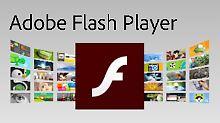 Adobe verteilt Notfall-Patch: Flash Player hat gefährliches Leck