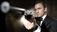 """Diskussionen um Nachfolge: Craig bleibt """"erste Wahl"""" als Bond-Mime"""