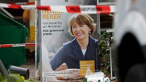 Täter voll schuldfähig: Kölns neue OB Reker liegt noch immer auf Intensivstation