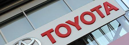 Takata-Airbags bereiten Probleme: Toyota ruft fast sechs Millionen Autos zurück