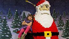Alle Jahre wieder: Lego gehen zu Weihnachten die Steine aus