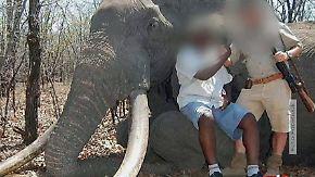 Deutscher tötet Riesen-Elefanten: Peta setzt Belohnung für Hinweis auf Identität aus