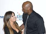 Nach Zusammenbruch in Bordell: Kardashian lässt sich nun doch scheiden