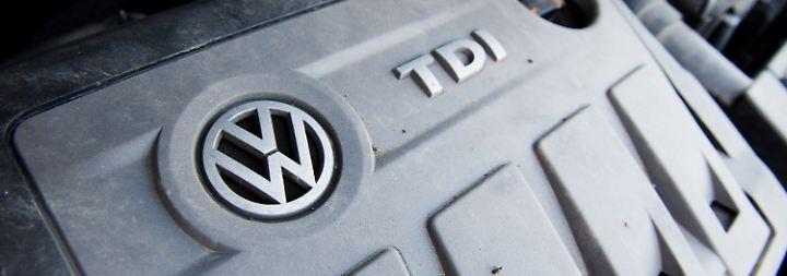 Noch weitere Motoren manipuliert: VW-Abgasskandal droht sich auszuweiten