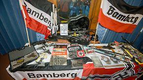 BKA-Studie: Mehr rechte Gewalt: Bamberger Verdächtige wollten wohl Flüchtlingen schaden