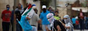 Krawalle mit über 80 Verletzten: Ban: Abbas und Netanjahu müssen reden