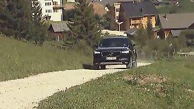 Dicke Dinger in luftigen Höhen: Der große SUV-Test in den Alpen