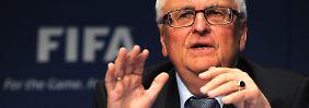 Schwarze Kasse für WM 2006: Zwanziger: Beckenbauer hatte keine Wahl