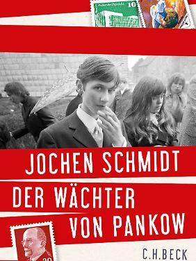 """""""Der Wächter von Pankow"""" ist bei C.H. Beck erschienen, gebunden, 237 Seiten, 18,95 Euro."""