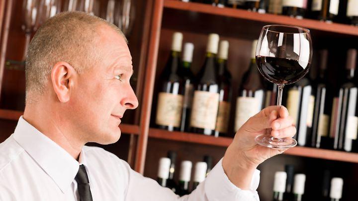 Wie medizinski den Alkoholismus zu bestimmen