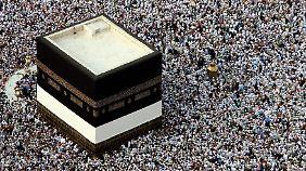 Ein weiterer Temperaturanstieg hätte gravierende Folgen für die islamische Tradition des Hadsch.