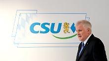 Seehofer will seine Nachfolge regeln - und entfacht damit einen Konkurrenzkampf in der CSU.