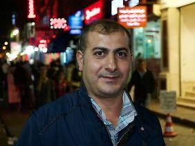 """Hüsnü Taş sagt: """"Erdoğan hat einen Bürgerkrieg angezettelt, um die HDP als Gruppe von Terroristen darzustellen."""""""