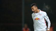 Darmstadt mit breiter Brust weiter: SpVgg Unterhaching düpiert RB Leipzig