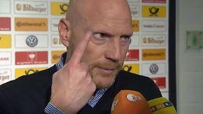 """Stimmen zum Bayern-Sieg: """"Ein Triple kann man nicht herbeireden"""""""