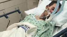 21-Jähriger im Koma: E-Zigarette explodiert im Mund eines Mannes