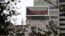 Prüfsiegel für Bilanz: Toshiba entgeht Börsenausschluss