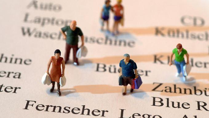 Konsumklima im Vorweihnachtsgeschäft: Verbraucher fürchten Anstieg der Arbeitslosigkeit