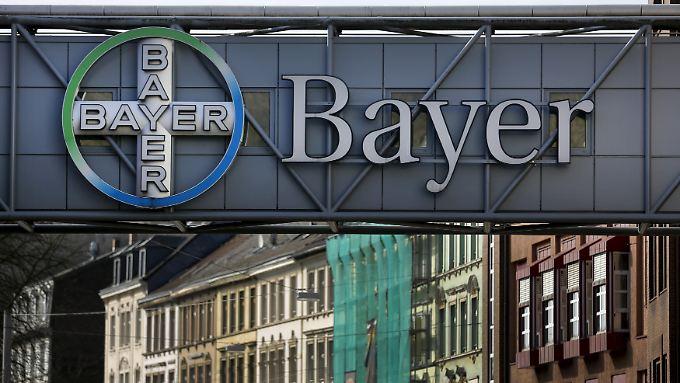 Auch Bayers unter dem Namen Covestro an die Börse gegangene Kunststoffgeschäft läuft gut.