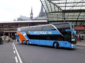 Flixbus wächst weiter.