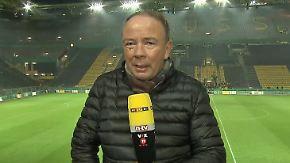 """n-tv Reporter Klose in Dortmund: """"Höchste Niederlage in Effenbergs Karriere"""""""