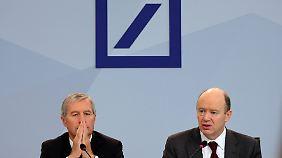 """""""Harte Entscheidungen notwendig"""": Deutsche-Bank-Chef Cryan streicht 9000 Stellen"""